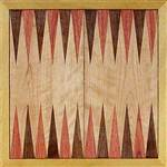 Marquetry Backgammon Board GB-4