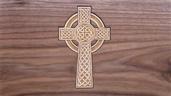 Celtic Cross Panel