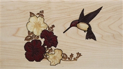 Hummingbird Panel