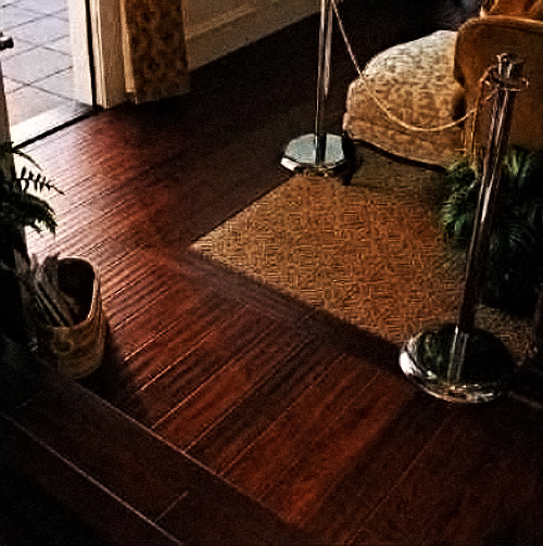 Antique Oak 'Coco Mountain' Wood Flooring