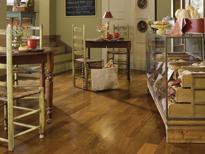 Brazilian Walnut Wood Flooring