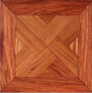 'Cantebury' Parquet Flooring
