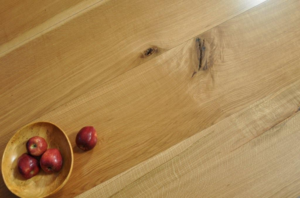 Rift and Quarter White Oak Wood Flooring