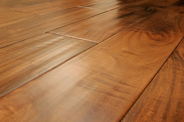 Wide Plank Antique Oak