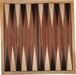 GB-02 | Marquetry Backgammon Board