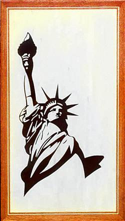 Gift- Statue of Liberty