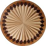 IPWM-13 (Fan)   | Hardwood Medallion