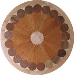 MC05-156B  | Hardwood Medallion