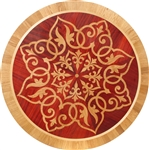 MD-151-B2-S (Vienna)  |  Hardwood Medallion