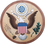 Great Seal USA -Sm