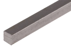 "MTL- 02 | 1/4"" x 1/4"" x 36""   Stainless Bar"