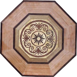 PL-206-D4-S (Octagon)  |  Hardwood Panel