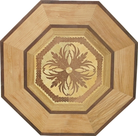 PL-207-C (Octagon)  |  Hardwood Panel