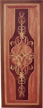 Panel | Decorative Rectangle 211A