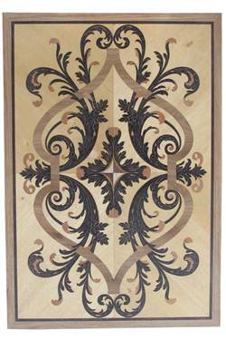 PL-320-D4S-S | Hardwood Panel Inlay