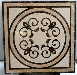 SM-KailaCenter-T  |  Stone Inlay Medallion